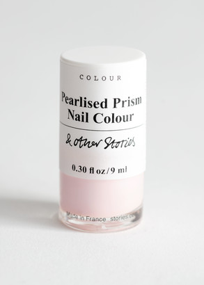 And other stories Pearlised Prism Nail Polish