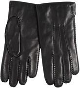Portolano Cadet Nappa Leather Gloves - Cashmere Lined, Handsewn (For Men)