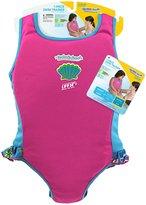 Aqua Leisure Girls 1pc Swim Trainer - ML