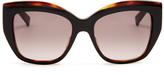 Max Mara Prism acetate sunglasses