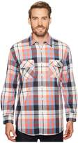 Pendleton Beach Shack Twill Shirt Men's Clothing