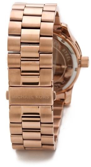 Michael Kors Oversized Runway Watch