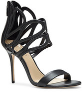 Imagine by Vince Camuto Rile Pearlized Leather Dress Sandals