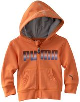 Puma Toddler Boy Full-Zip French Terry Hoodie