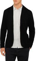 James Perse Heavy Slub Jersey Blazer
