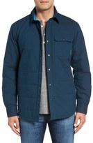 Mountain Hardwear Men's 'Yuba Pass' Fleece Lined Quilted Shirt Jacket