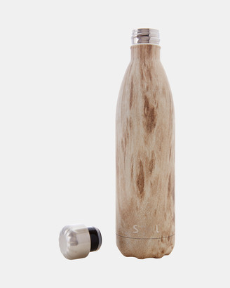 Swell Water Bottles - Insulated Bottle Wood Collection 750ml Blondewood - Size One Size at The Iconic