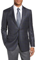 Moods of Norway Men's Brekke Classic Trim Fit Blazer