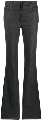 Tom Ford high waist bootcut jeans