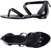 Armani Jeans Thong sandals