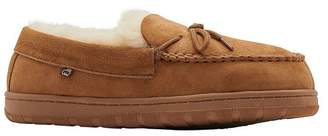 Lamo Doubleface Genuine Shearling Lined Moc Toe Slipper