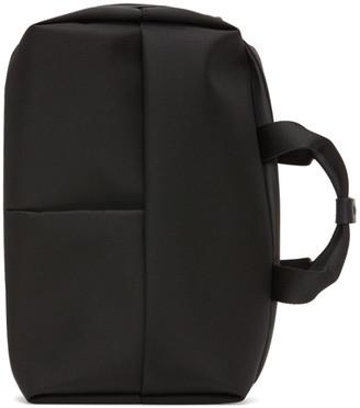 Côte and Ciel Black Ballistic Garonne Backpack
