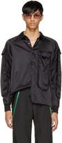 Cottweiler Black Pockets Shirt
