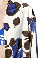 Antonio Marras Viscose Faille And Cotton Drill Coat
