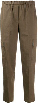 Theory Mid Rise Cargo Chinos