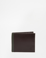 Original Penguin Leather Wallet - Black