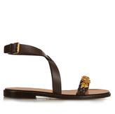Valentino Garden Party embellished sandals