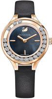 Swarovski Lovely Crystals Mini Watch, Black