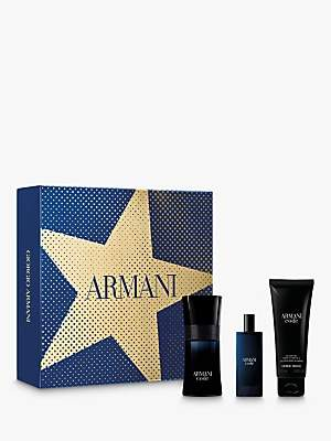 Giorgio Armani Code Homme 50ml Eau de Toilette Fragrance Gift Set