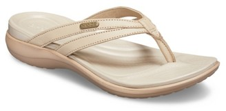Crocs Capri Basic Wedge Sandal - Women's