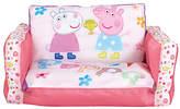 Peppa Pig Junior Flip Out Sofa