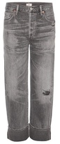 Citizens of Humanity Cora Cropped Boyfriend Jeans