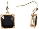Kenneth Cole New York Cushion Cut Stone Drop Earrings