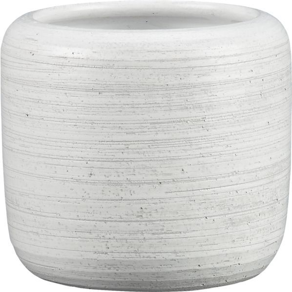 Crate & Barrel Nalani Small Planter