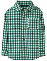 Crazy 8 Gingham Shirt