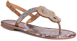 Muk Luks Womens Celia Flat Sandals