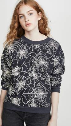 Wildfox Couture Black Widow Sweatshirt