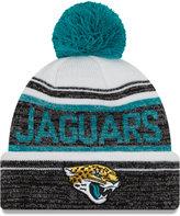 New Era Jacksonville Jaguars Snow Dayz Knit Hat