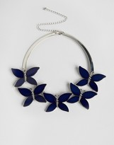 Oasis Butterfly Collar Necklace