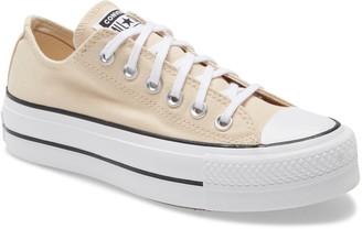 Converse Chuck Taylor(R) All Star(R) Lift Low Top Platform Sneaker