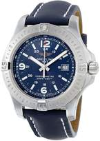 Breitling Colt Dial Leather Men's Watch A7438811-C907BLLT