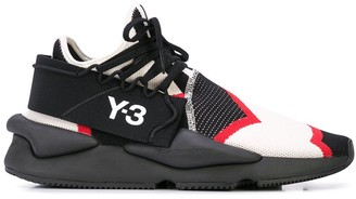 Y-3 Kaiwa knitted sneakers