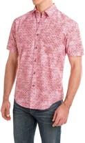 James Campbell Atlas Shirt - Cotton, Short Sleeve (For Men)
