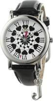 Juicy Couture Women's 1900738 Happy Black Strap Watch