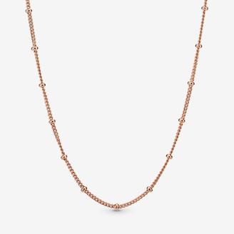 Pandora Beaded Chain Necklace