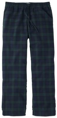 L.L. Bean Men's Flannel Pajama Pants