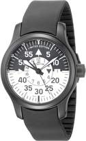 Fortis Men's 672.18.11 K B-42 Flinger Cockpit GMT Watch