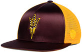 Top of the World Women's Arizona State Sun Devils Big Faux-Satin Snapback Cap