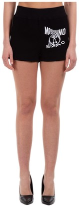 Moschino Double Question Mark Shorts