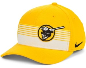 Nike San Diego Padres Stripe Swooshflex Classic 99 Cap