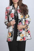 IC Collection Floral Patchwork Jacket