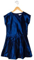 Jacadi Girls' Cap-Sleeve Dress