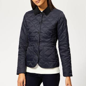 Barbour Women's Deveron Quilted Coat