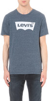 Levi's Graphic-print cotton-jersey t-shirt