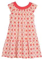 Tea Collection Tile Print Twirl Dress