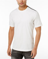 INC International Concepts Men's Zip-Shoulder T-Shirt, Created for Macy's